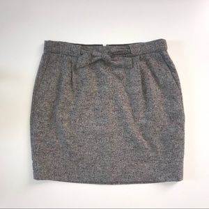 1 - J Crew Gray Mini Skirt ✅Offers accepted C
